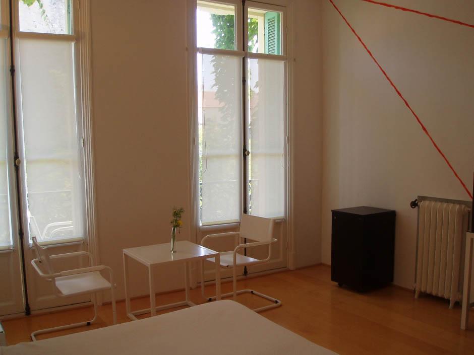 Chambre Felice Varini